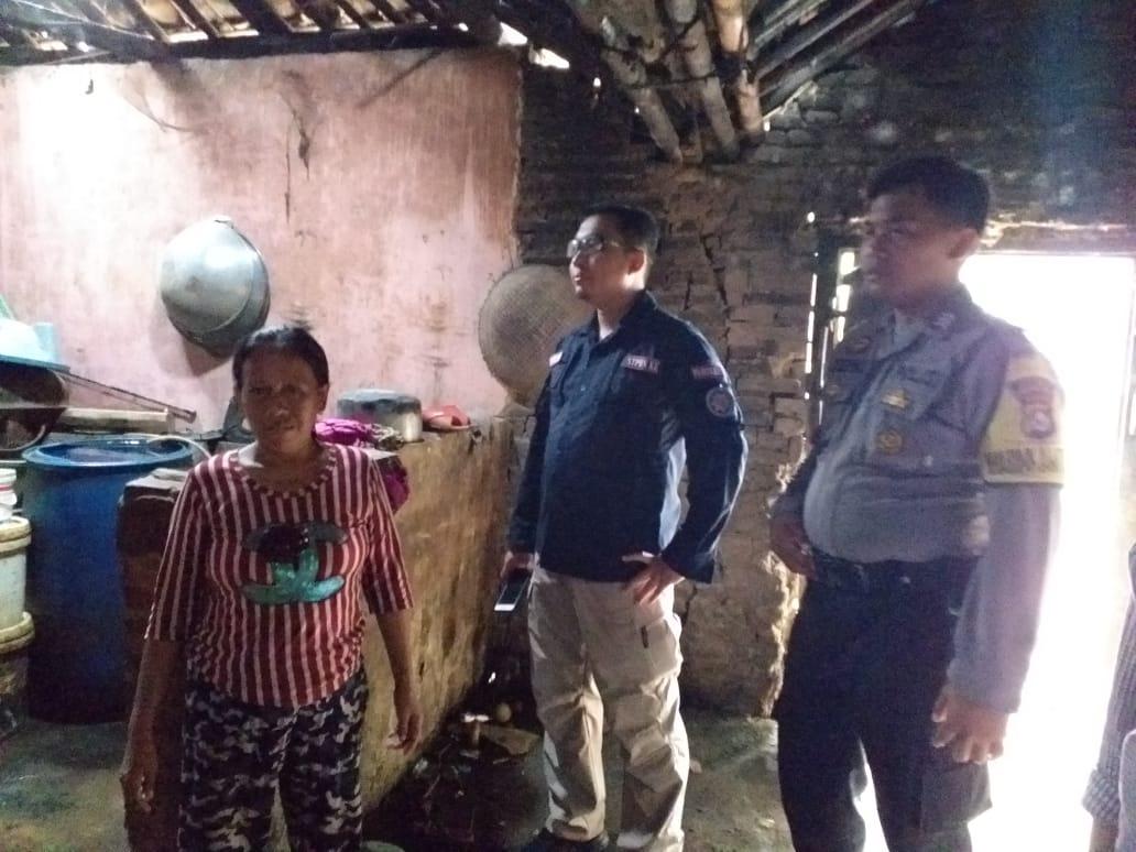 Survey Pembuatan Jamban Di Kelurahan Umbul Tengah